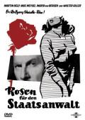 Filmplakat Rosen für den Staatsanwalt